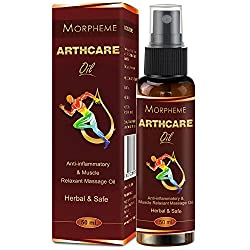Morpheme Arthcare Oil With Spray (50 ml)