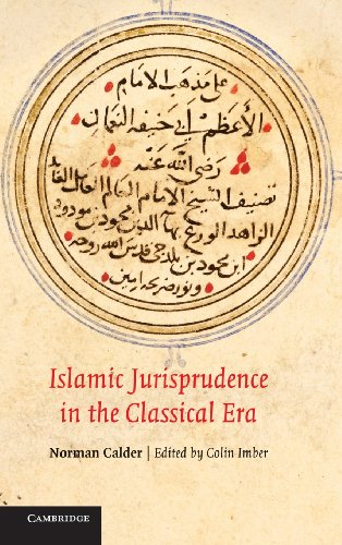Islamic Jurisprudence in the Classical Era