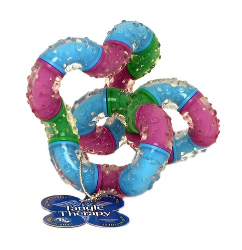 Sensory Toys Autism : Are tangle therapy sensory fidget toys a good choice for