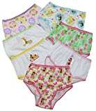 "Handcraft Toddler Girls"" Disney Fairies""7 Pack Panties"
