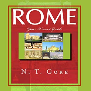 Your Rome Travel Guide Audiobook