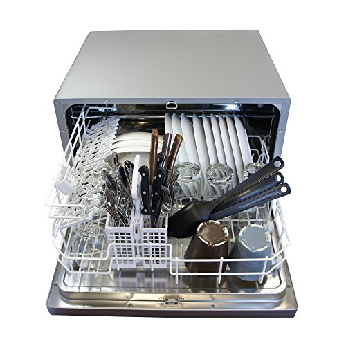Home Appliances Dishwashers Portable and Countertop Dishwashers SPT ...