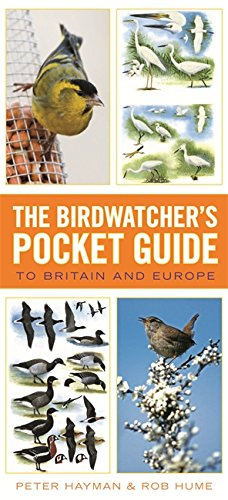 The Birdwatcher's Pocket Guide to Britain and Europe