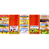 35 Scholastic Easy Level A Early Guided Reading Lot (15 Scholastic Little Leveled Readers & 20 Scholastic First Little Readers Level A)