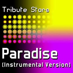 Coldplay - Paradise (Instrumental Version)