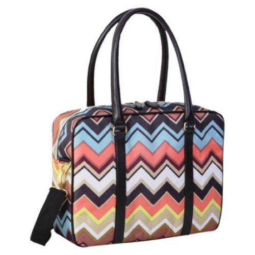 Missoni for Target Travel Tote - Colore Chevron Pattern шлепанцы go go go go go017awirh83