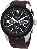 Esprit Herren-Armbanduhr XL 304 STAINLESS STEEL Analog Quarz Plastik A.ES105831004