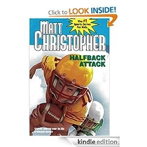 Halfback Attack (Matt Christopher Sports Fiction)