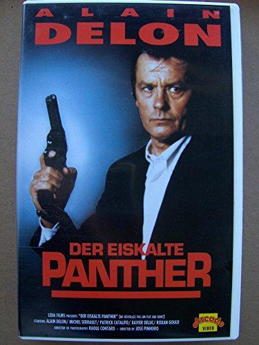 Der eiskalte Panther [VHS]
