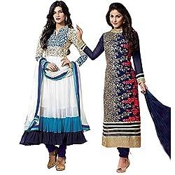 Janasya Women's Dress Combo