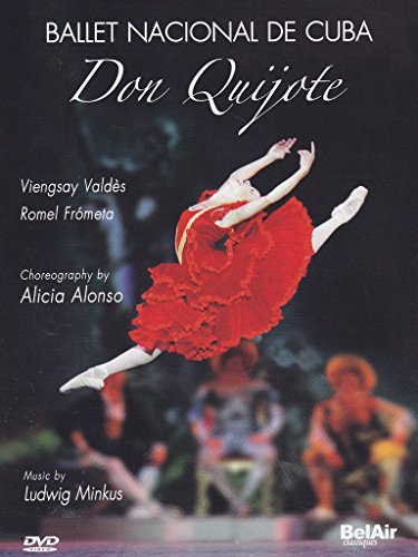 DVD : Don Quixote