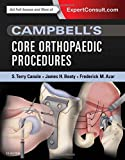 img - for Campbell's Core Orthopaedic Procedures, 1e book / textbook / text book