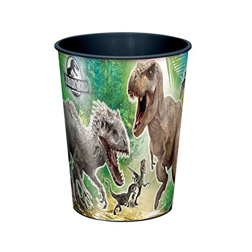 16oz Jurassic World Plastic Cup - 1