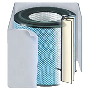 Austin Air FR400 HealthMate Air Purifier (HM400) Filter Replacement - Black
