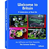 Welcome to Britain: The Caravan Gallery ~ Jan Williams