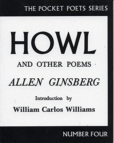 Howl and Other Poems (City Lights Pocket Poets, No. 4), Ginsberg, Allen