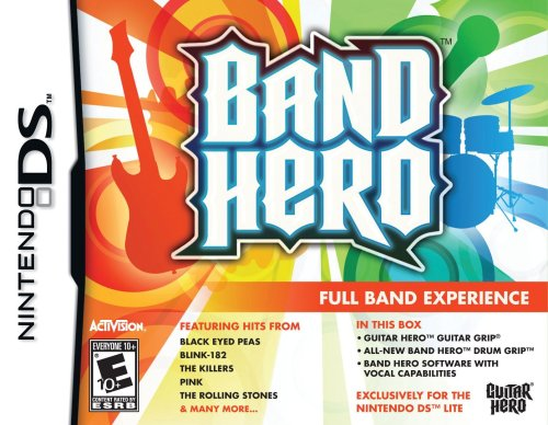 Band Hero - Nintendo DS - 1
