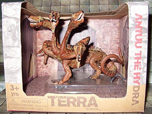 Battat Terra Antuu 6-inch Hydra Fantasy Monster 1/40 Scale Figure