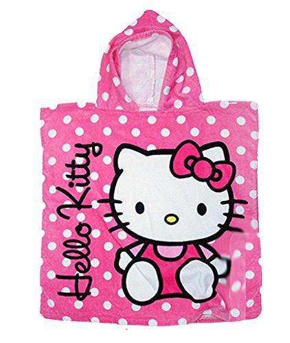 hello-kitty-poncho-asciugamano-110-x-55-cm-rosa-taglia-unica