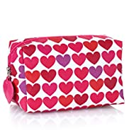 Mini Hearts Cosmetic Purse