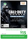 Xbox $15 Gift Card (Call of Duty Ghosts: Onslaught DLC) [Online Game Code]
