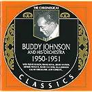 Buddy Johnson 1950-1951