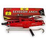 Tuff Concepts Van Mechanical Stabilizing Car 2 Ton Scissor Jack