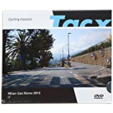 Tacx Cycling Classics Milan 2013 San Remo Italy Real Life Video DVD - Grey
