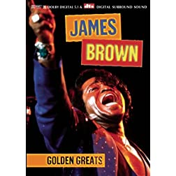 James Brown Golden Greats