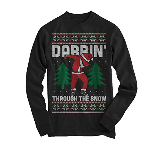 malaika-r-mens-limited-edition-ugly-christmas-dabbin-through-the-snow-beard-deligh-bells-mens-sweats