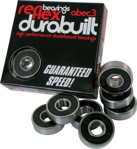 Reflex Abec-3 Durabuilt Bearing (Reflex Bearings compare prices)
