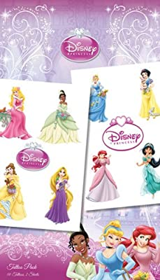 Disney Princess Temporary Tattoos