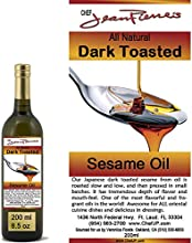 100 naturally infused Sesame Olive Oil 200ml
