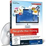 Das große Mac-Training - 12 Stunden Video-Workshops für Einsteiger, Umsteiger und Fortgeschrittene