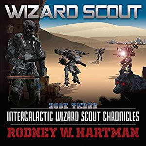Wizard Scout Audiobook