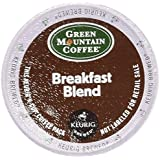 40-count K-cup Portion Packs for Keurig K-cup Brewers, Green Mountain Coffee, Breakfast Blend