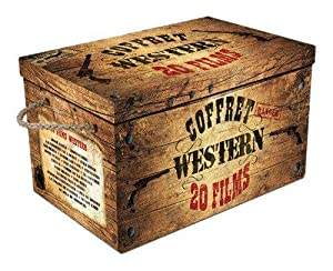 "Amazon.fr - Coffret western ""caisse dynamite"" - 20 films"