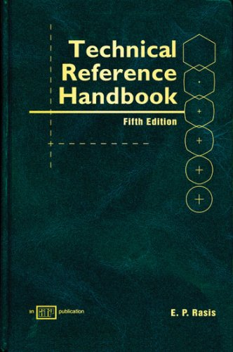 Technical Reference Handbook - Amer Technical Pub - AT-3454 - ISBN: 0826934544 - ISBN-13: 9780826934543
