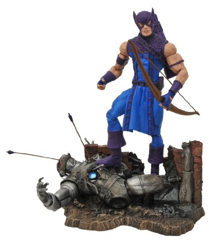 Diamond Select Toys Marvel Classic Hawkeye Action Figure