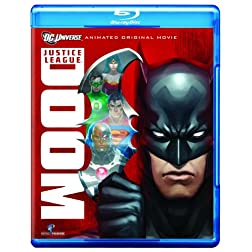 Justice League: Doom [Blu-ray]