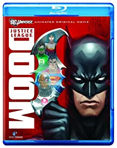 Justice League: Doom [Blu-ray] (Bilingual)
