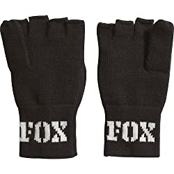 Fox Racing Girls Jet Stream Gloves, Black, One Size