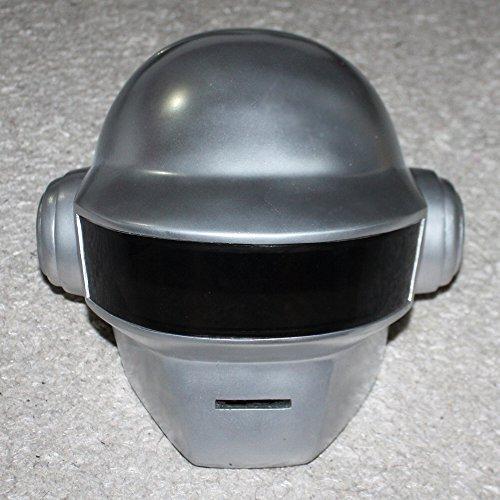 1:1 Halloween Costume Cosplay Prop Daft Punk Helmet Thomas Bangalter DJ Mask MA181