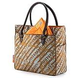 ERGObaby Designer Series Christy Turlington Burns Diaper Bag, Umba