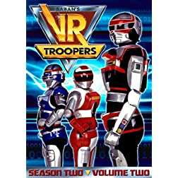 VR Troopers: Season Two, Vol. 2