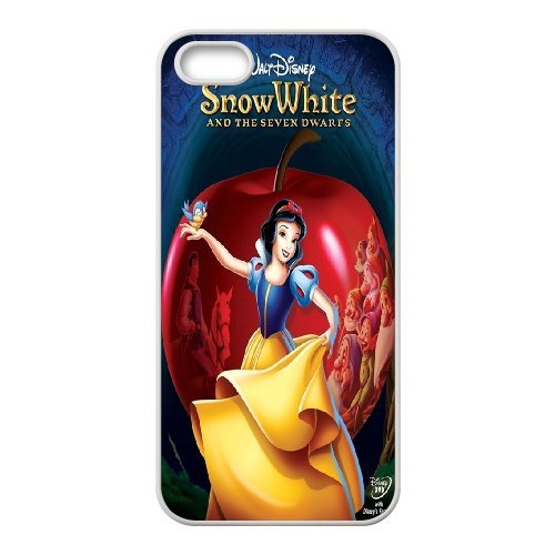High Quality -ChenDong PHONE CASE- For Apple Iphone 5 5S Cases -Snow White Disney Princess-UNIQUE-DESIGH 16