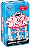 Big Brain Academy Travel Game in a Tin