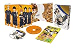 【Amazon.co.jp限定】ハイキュー!!セカンドシーズン Vol.4 (初回生産限定版)(各巻購入特典:オリジナルハンカチ付)(全巻購入特典:「描き下ろし全巻収納BOX」&「オリジナルB2タペストリー」引換シリアルコード付) [Blu-ray]