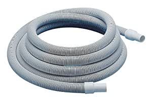 1 5 inch heavy duty pool vacuum hose 25 for Garden hose pool vacuum