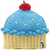 Neff Ladies Cupcake Beanie Hat by NEFF